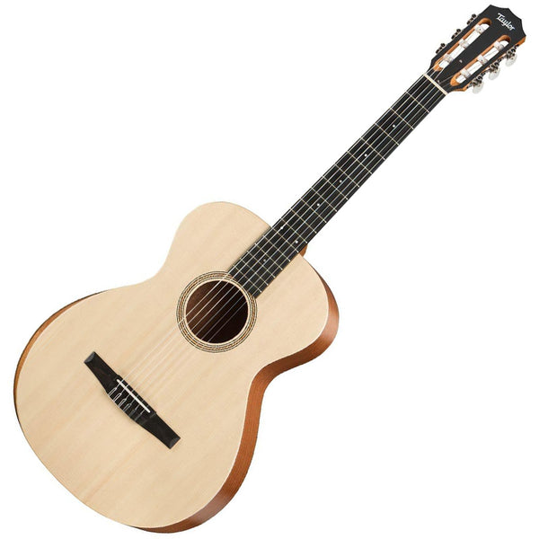 Taylor ACADEMY12EN Grand Concert Academy Acoustic Electric Nylon String w/Gig Bag