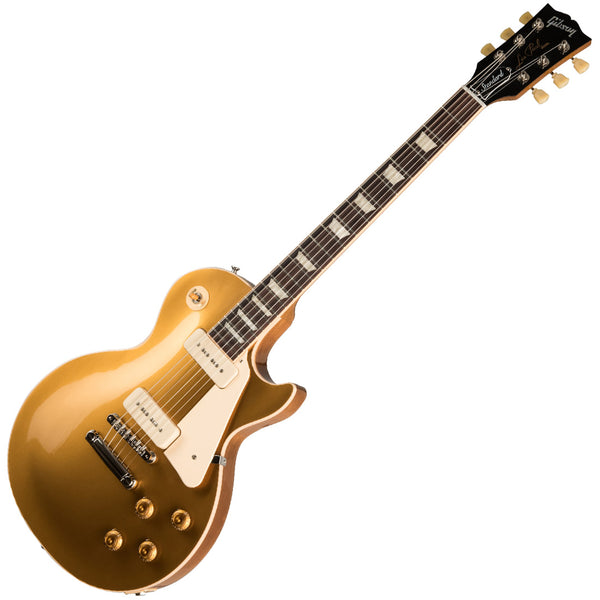 Gibson Les Paul Standard 50s P90 Goldtop Electric Guitar with Case - LPS5P900GTNH