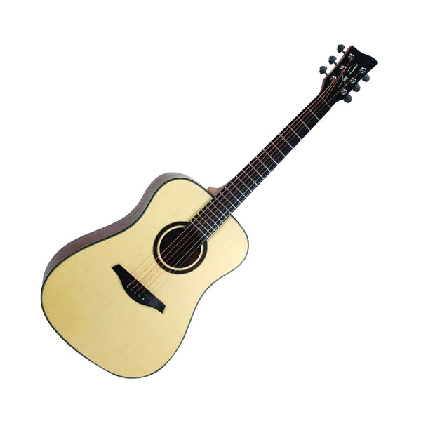Jay Turser JTA53N 3/4 Steel String Acoustic Guitar in Natural