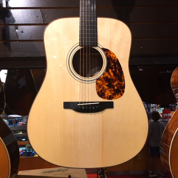 Boucher SMRB42 Richard Bennett Dreadnought Acoustic Guitar