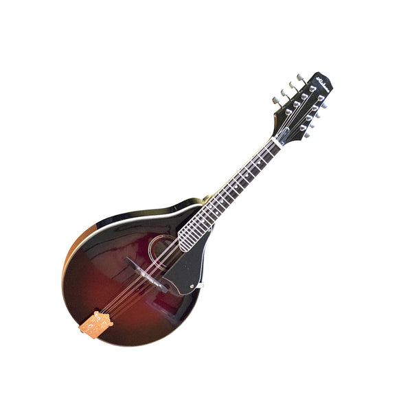 Alabama ALM18 A-Style Arch-Top Mandolin in Red Sunburst