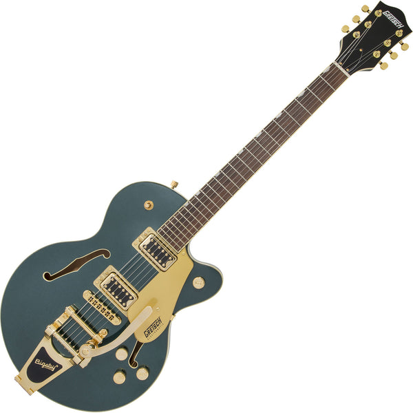 Gretsch G5622T Electromatic Center Block Bigsby Electric Guitar in Georgia Green - 2508200577