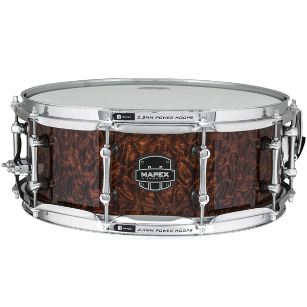 Mapex ARML4550KWT Armory Dillinger Snare Drum