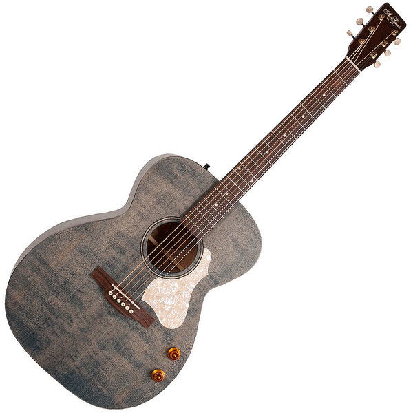 Art & Lutherie Legacy Acoustic Electric in Denim Blue - 47086
