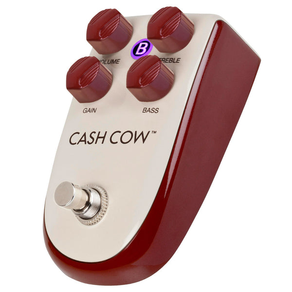 Danelectro DBC1 Billionaire Billion Dollar Cash Cow Overdrive Effects Pedal