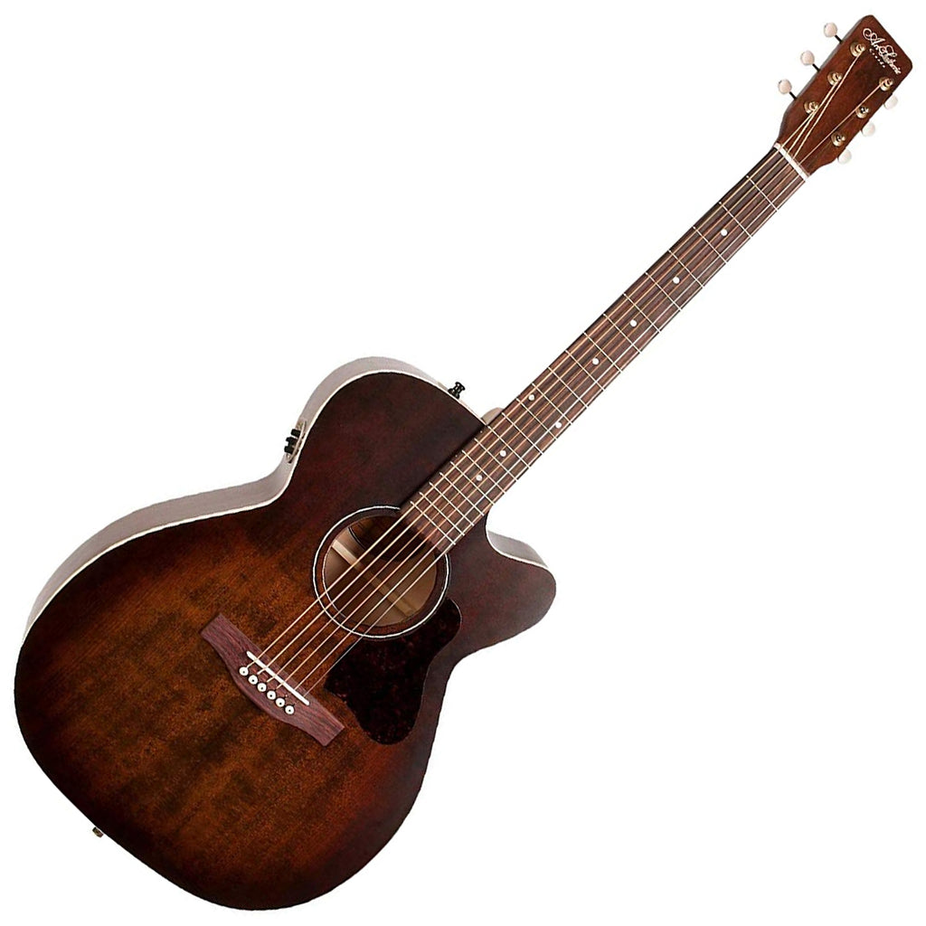 Art & Lutherie 042340 Legacy Cutaway Acoustic Electric in Bourbon Burst