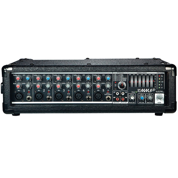 Yorkville MM5D 180w 5 Channel Powered Mixer