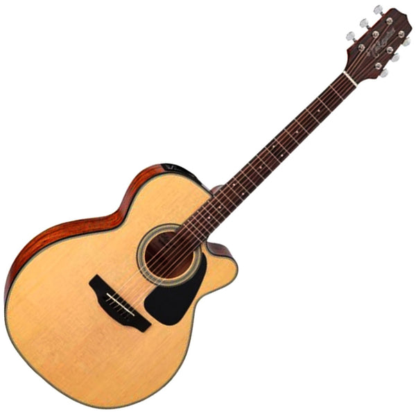 Takamine G 15 Series NEX Cutaway Acoustic Electric in Natural - GN15CENAT