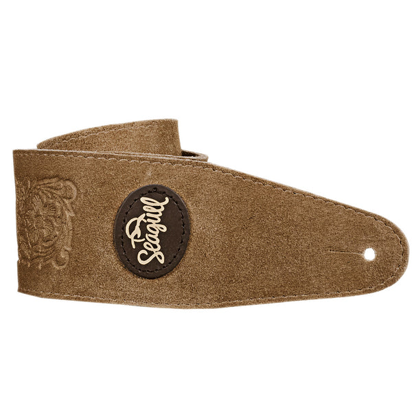 Seagull 37339 Knoxville Series Sandcastle Strap with Logo Patch