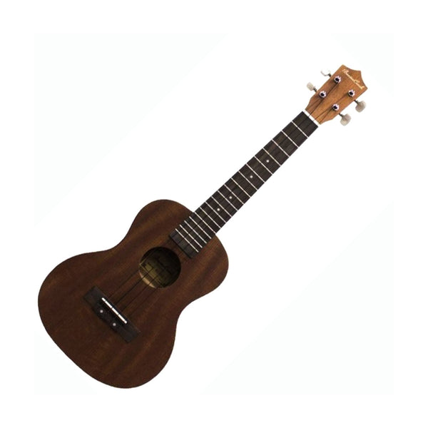 Beaver Creek BCUKEET Tenor Mahogany Ukulele with Pickup and Bag