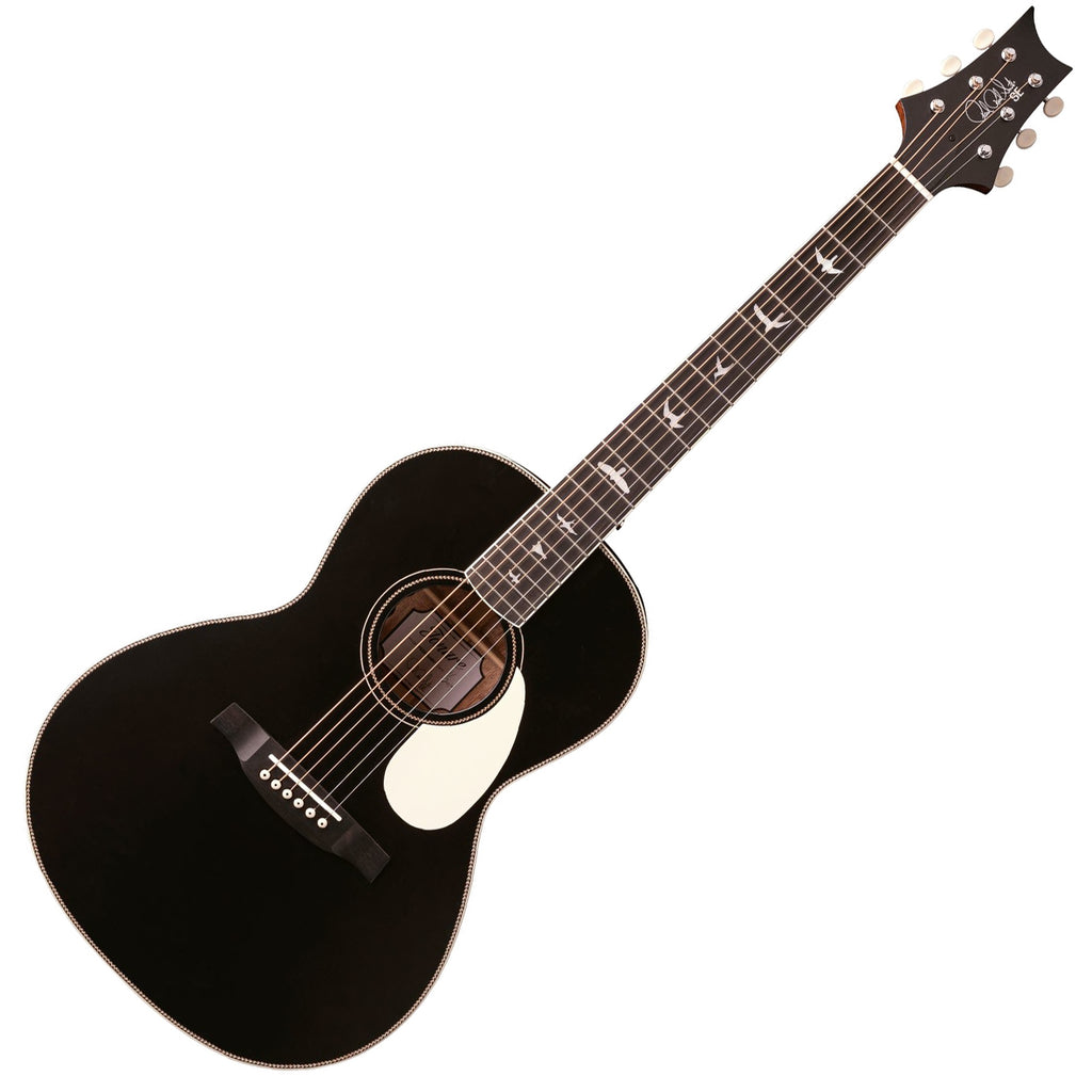 PRS SE Tonare P20 Parlour Acoustic Electric in Satin Black Top - PPE20SABV