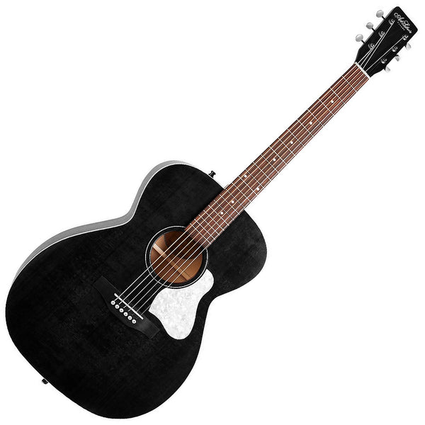 Art & Lutherie Legacy Acoustic Guitar in Faded Black - 45563