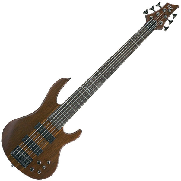 ESP ESP LTD 6 String Bass Guitar in Natural Satin Finish