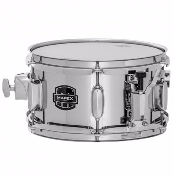 Mapex MPST0554 Steel Snare Drum in Chrome
