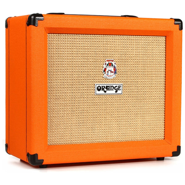 "Orange CRUSH35RT Twin Channel Solid State Crush 1x10"" Guitar Amplifier"