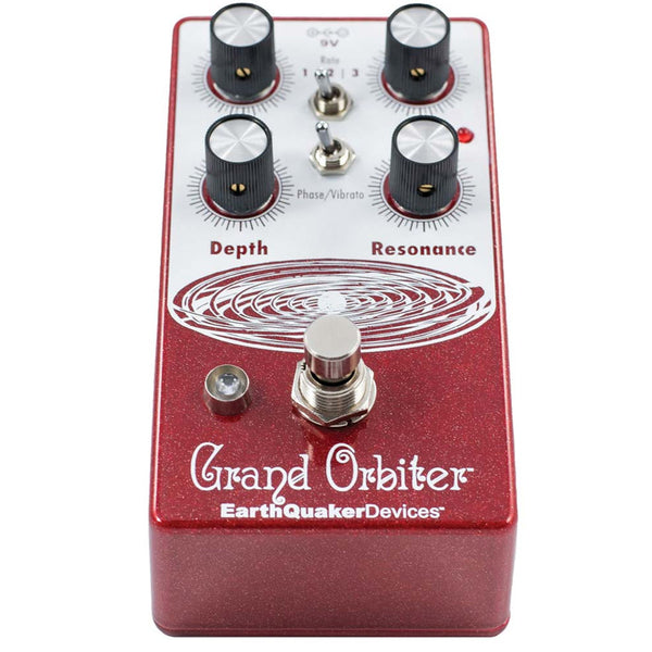 Earthquaker GRANDORBITER3 Phase Machine Effects Pedal V3