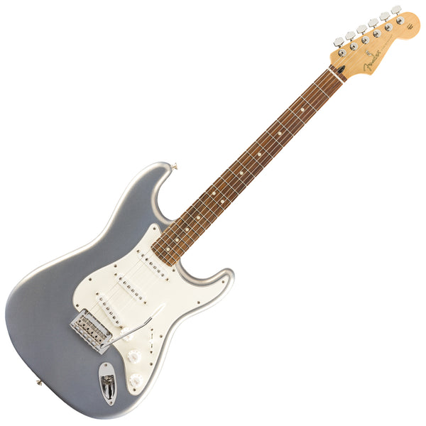 Fender Player Stratocaster Electric Guitar in Silver - 144503581