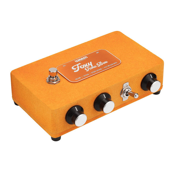 Warm Audio Foxy Tone Box Fuzz Effects Pedal - WAFTB