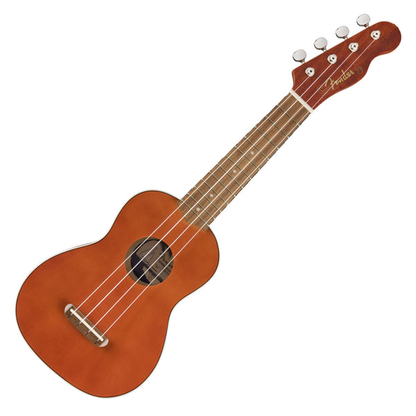 Fender 971610722 Venice Soprano Ukulele in Natural