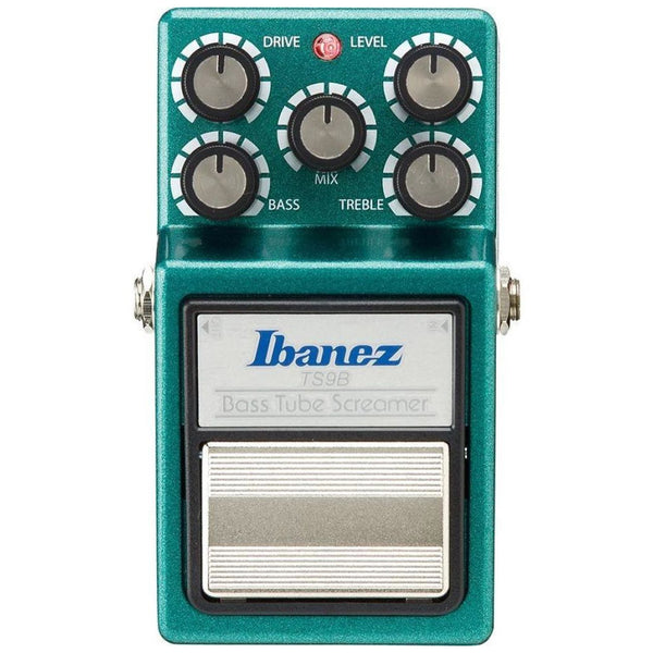 Ibanez Bass Tube Screamer Overdrive Effects Pedal - TS9B