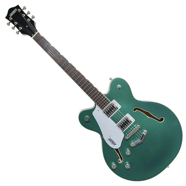 Gretsch G5622LH Left Hand Electromatic Center Block Double-Cut Electric Guitar in Georgia Green - 2518220577