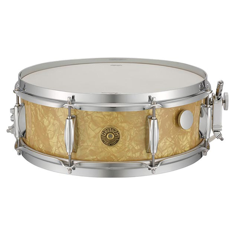 Gretsch GKNT0514S8CL501 Broadkaster Snare Drum in Antique Pearl
