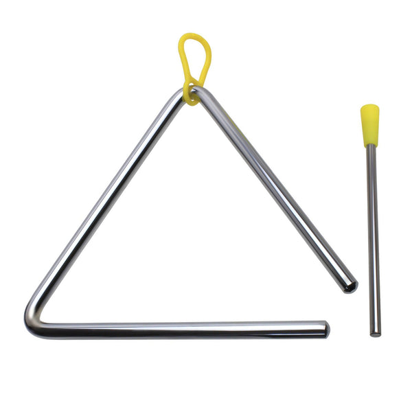 Angel 6.5 inch Triangle w/Beater & Case - ATA70