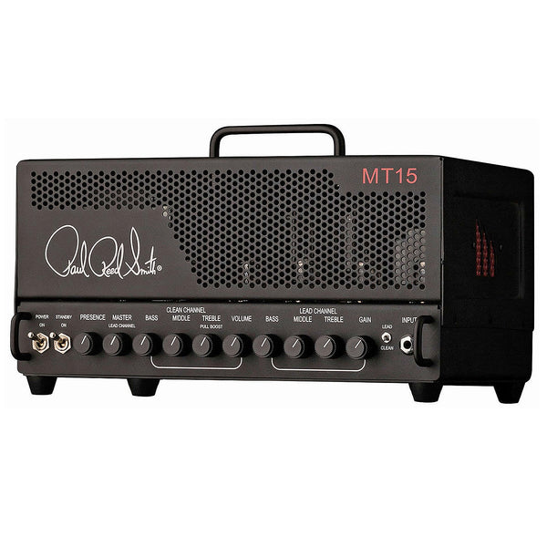 PRS Tremonti MT 15 Watt Tube Guitar Amplifier Head - MT15HD