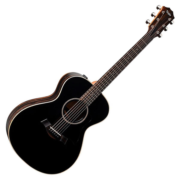 DEMO SPECIAL! - Taylor GC American Dream Crelicam Ebony Blacktop Acoustic Electric w/Soft Case - AD12EBT