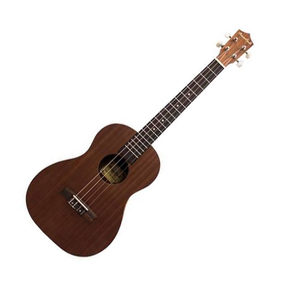 Beaver Creek BCUKEEC Concert Mahogany Ukulele with Pickup and Bag