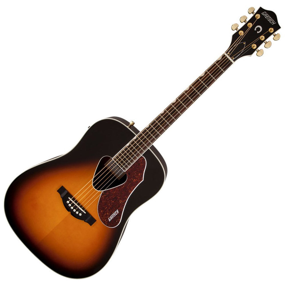 Gretsch Rancher Dreadnought Acoustic Electric in Sunburst - G5024E