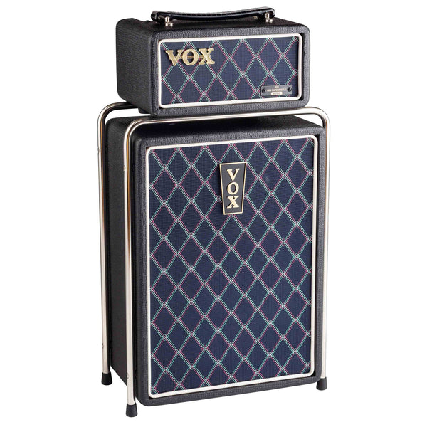 Vox Mini Super Beatle Bluetooth Speaker & Guitar Amplifier in Black - MSB50AUDIOBK