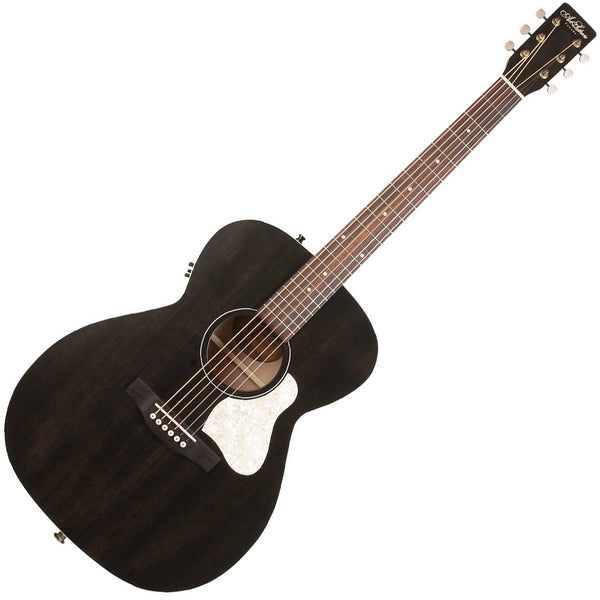 Art & Lutherie 042388 Legacy Acoustic Electric in Faded Black