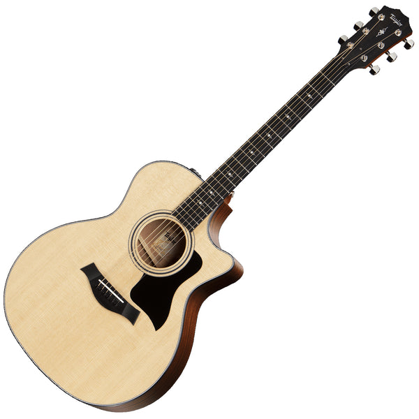 Taylor 314CE Grand Auditorium V-Class Cutaway Acoustic Electric