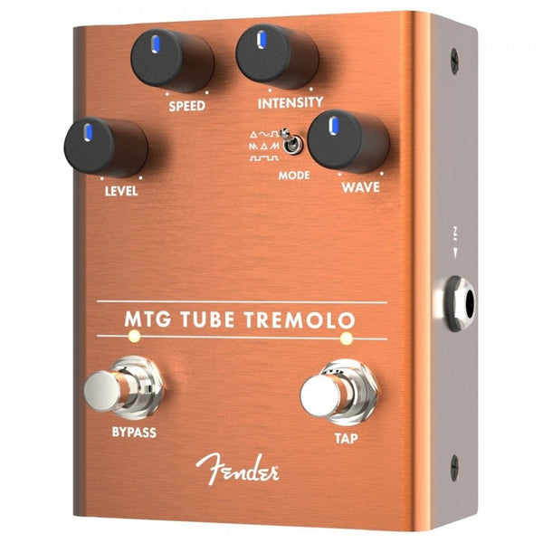Fender MTG Tube Tremolo Effects Pedal - 0234554000