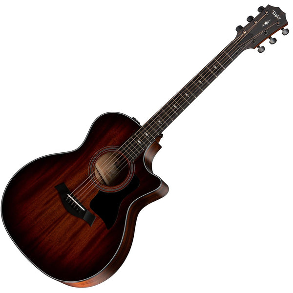 Taylor 324CESEB Grand Auditorium V-Class Acoustic Electric