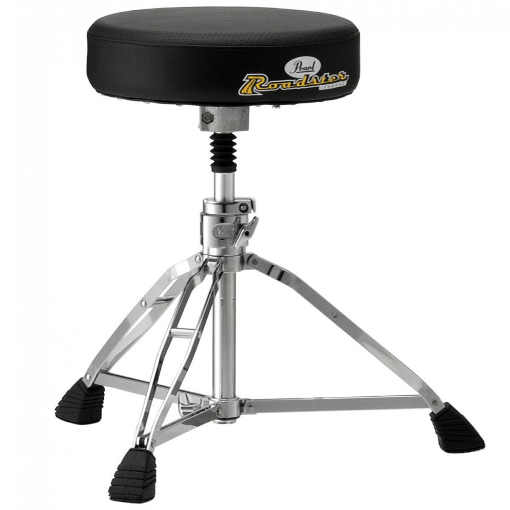 Pearl Drum Throne w/ Round Seat - D1000N