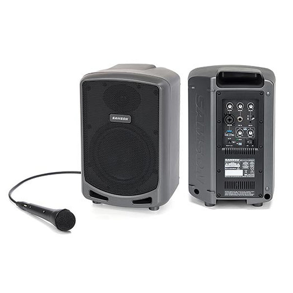Samson Expedition Express 75 Watt 3 Channel Rechargeable Speaker System w/Bluetooth - XPEXPPLUS