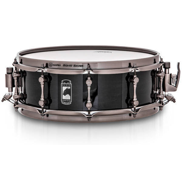 Mapex BPML4500B Black Panther Series Black Widow Snare Drum