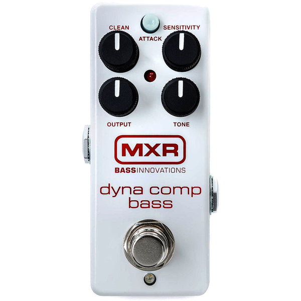 MXR M282 Dyna Comp Compressor Bass Effects Pedal