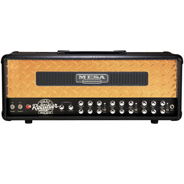 Mesa Boogie Limited Edition 50th Anniversary Dual Rectifier Guitar Amplifier Head - 50THDUALREC