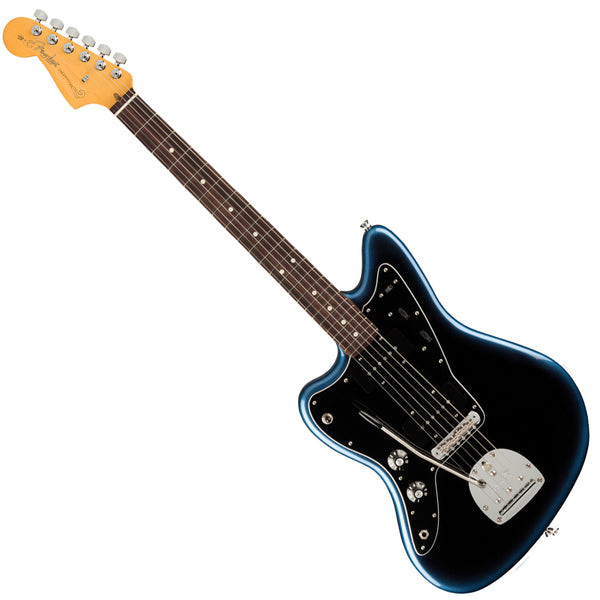 Fender Left Hand American Professional II Jazzmaster Electric Guitar Rosewood Dark Night w/Case - 0113980761