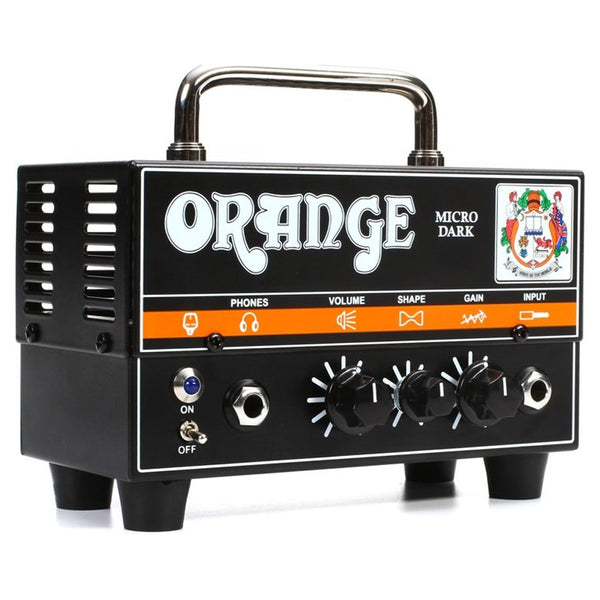 Orange MD20 Micro Dark Terror 20 Watt Hybrid Guitar Amplifier Head