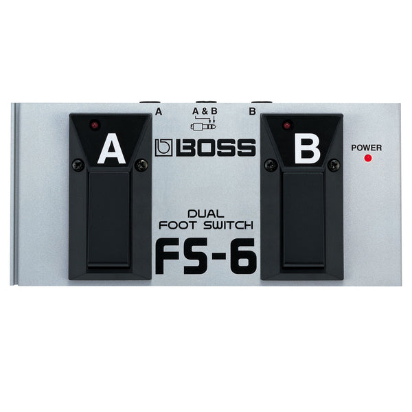 Boss Dual Footswitch for Effects Pedal - FS6