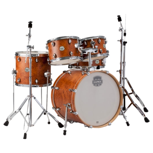Mapex MPXST5295FIC Camphor Wood Grain 5 Piece Drum Kit