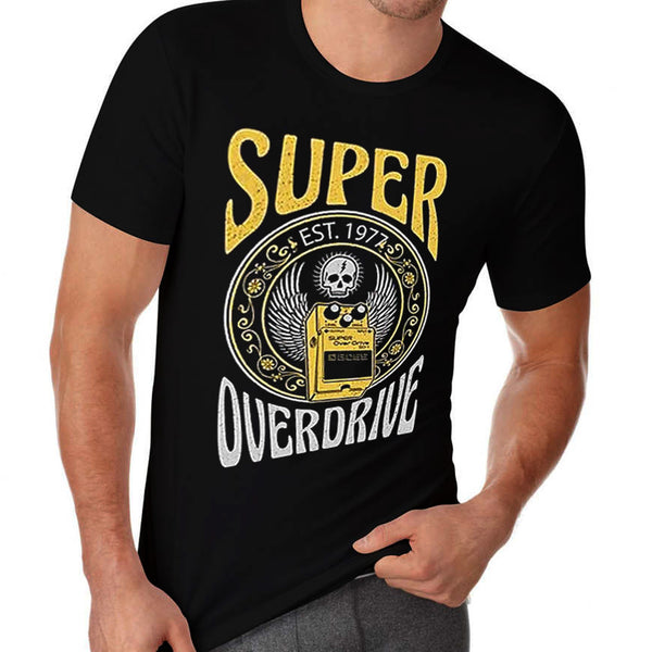 Boss CCBSD1TSC SD-1 Super Overdrive Pedal T-Shirt in Small