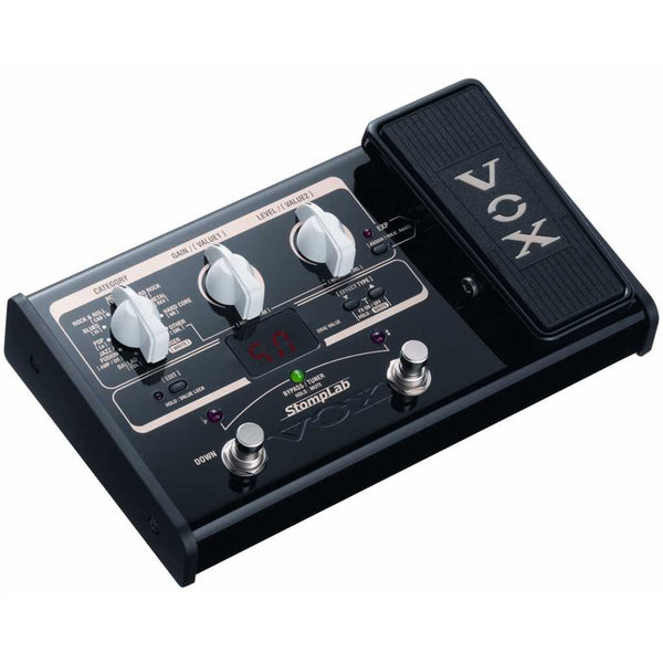 Vox SL2G StompLab Guitar Multi-Effects Pedal w/Expression Pedal
