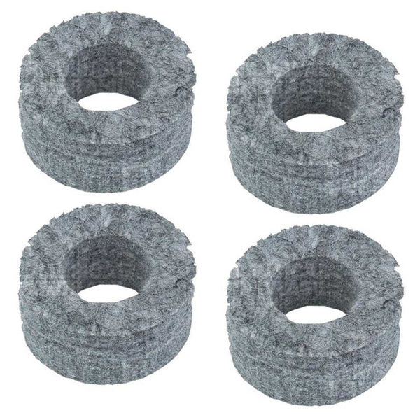 Gibraltar SCCLF4 Hi Hat Clutch Felts 4 Pack