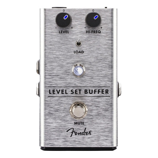 Fender 0234530000 Level Set Drive Buffer Effects Pedal