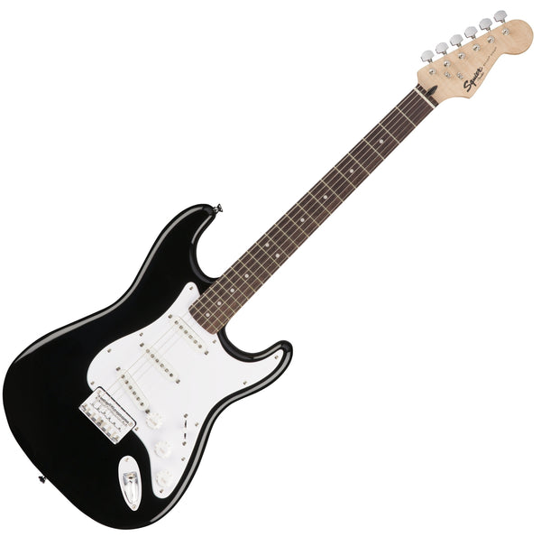 Squier 0371001506 Bullet Stratocaster Electric Guitar Hard Tail Electric Guitar in Black